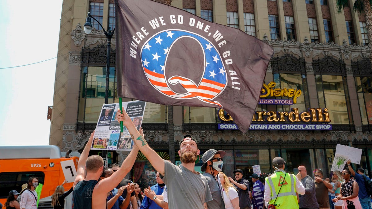 QAnon, other dark forces are radicalizing Americans ahead of election