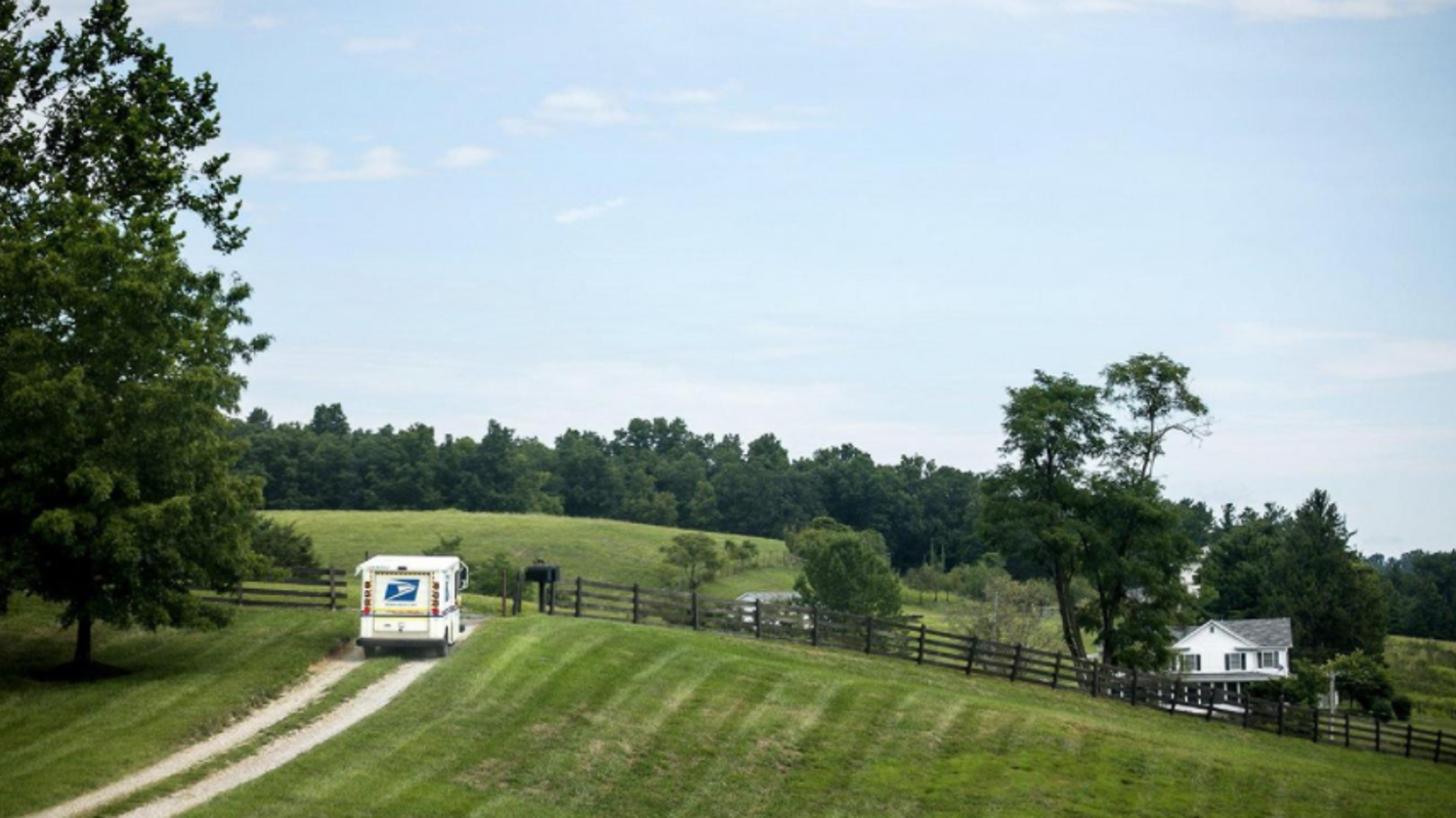 Rural Americans depend on mail carriers for medical items