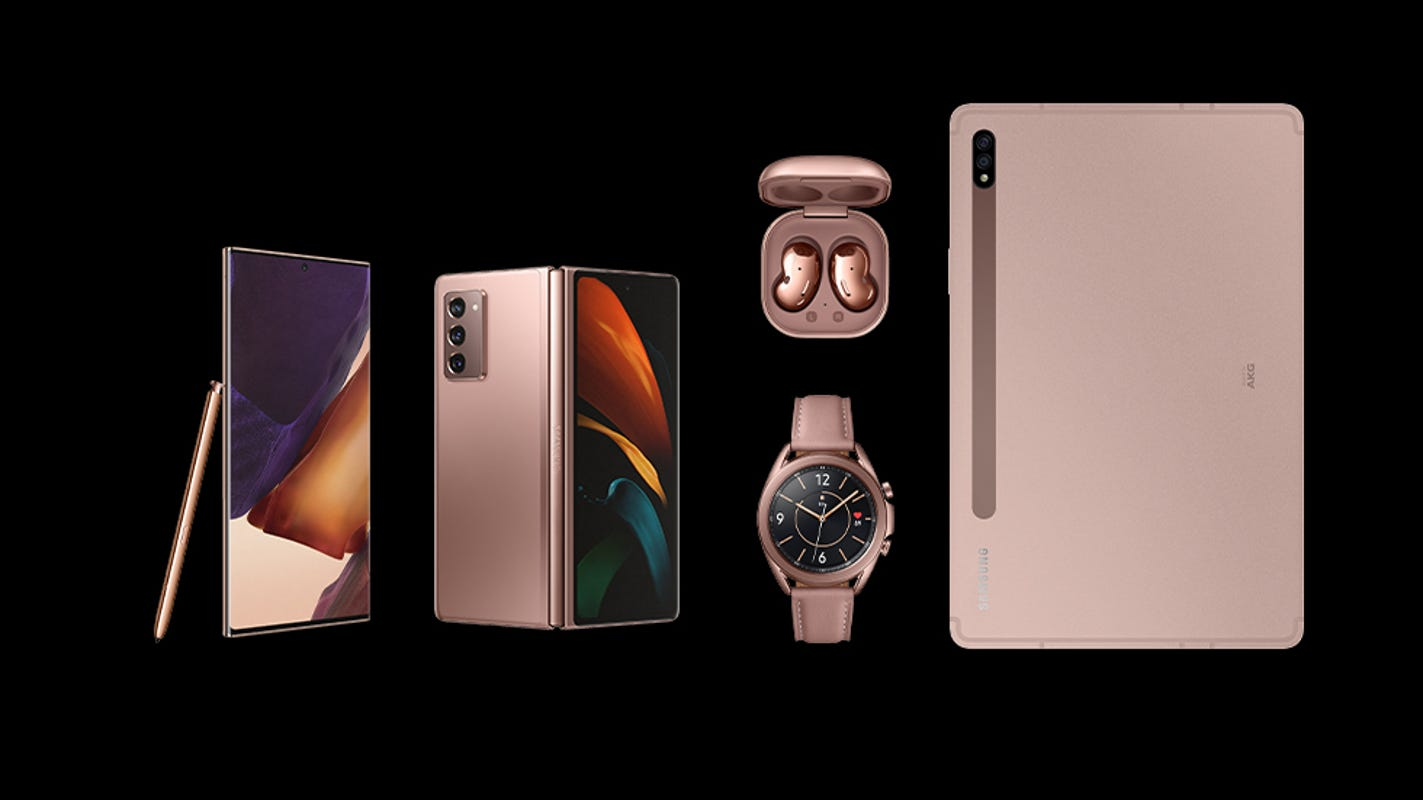 Samsung, Microsoft meet for a slick $2k phone