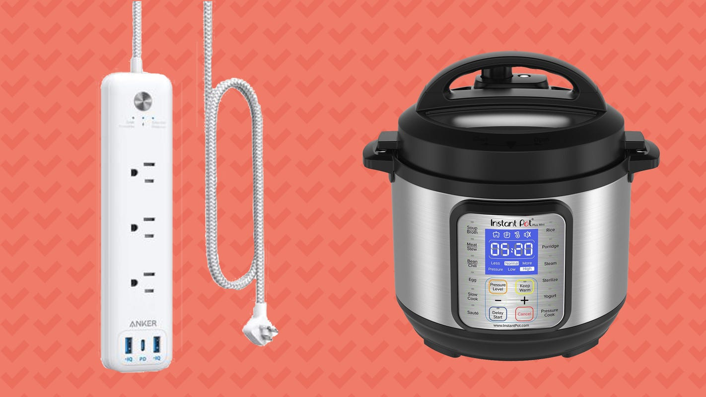 Shop our top sale picks on Instant Pots, patio lights and more