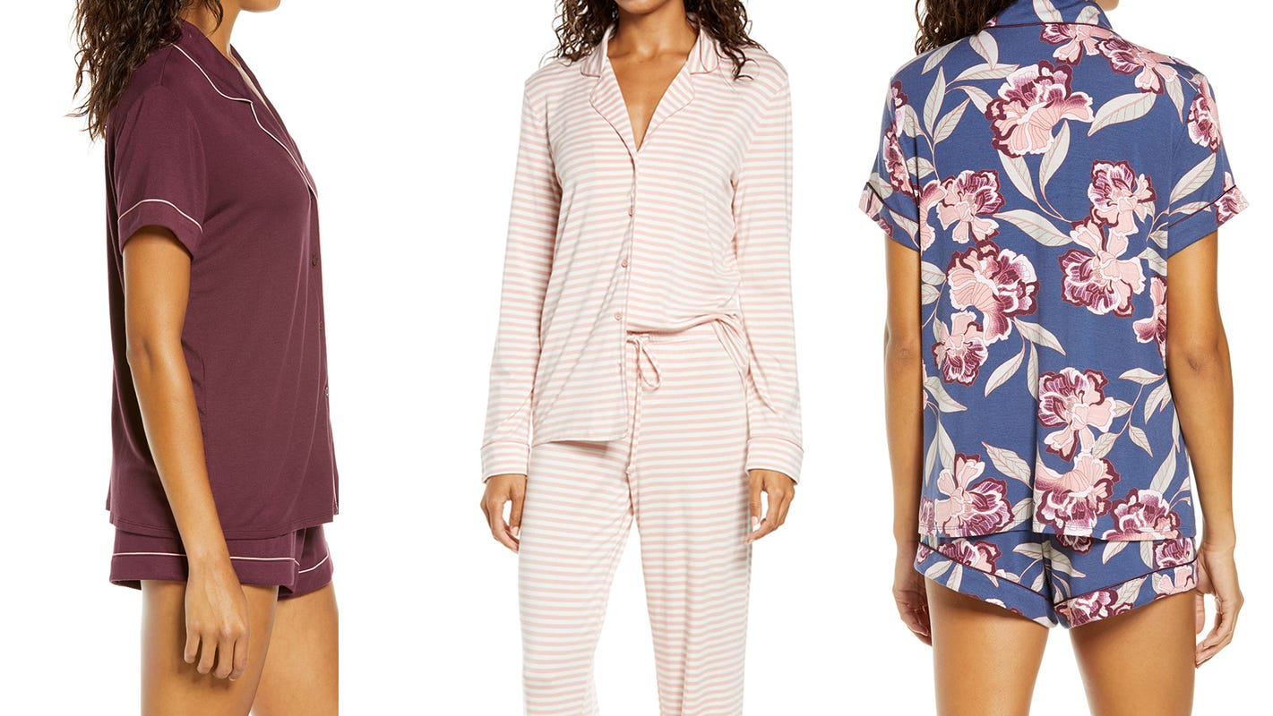Shop these cozy pajama sets at a discount