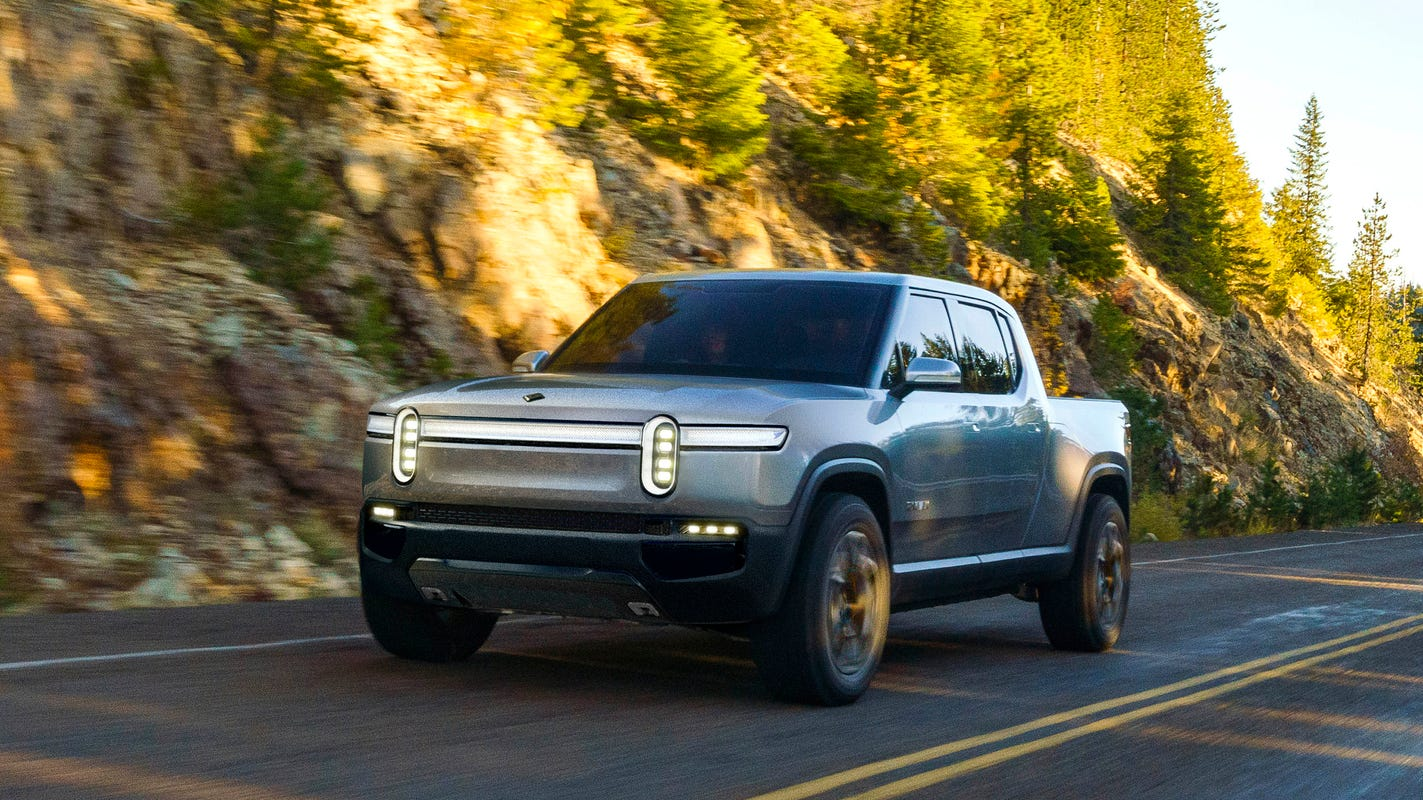 Tesla, Rivian electric pickups draw interest before they're available