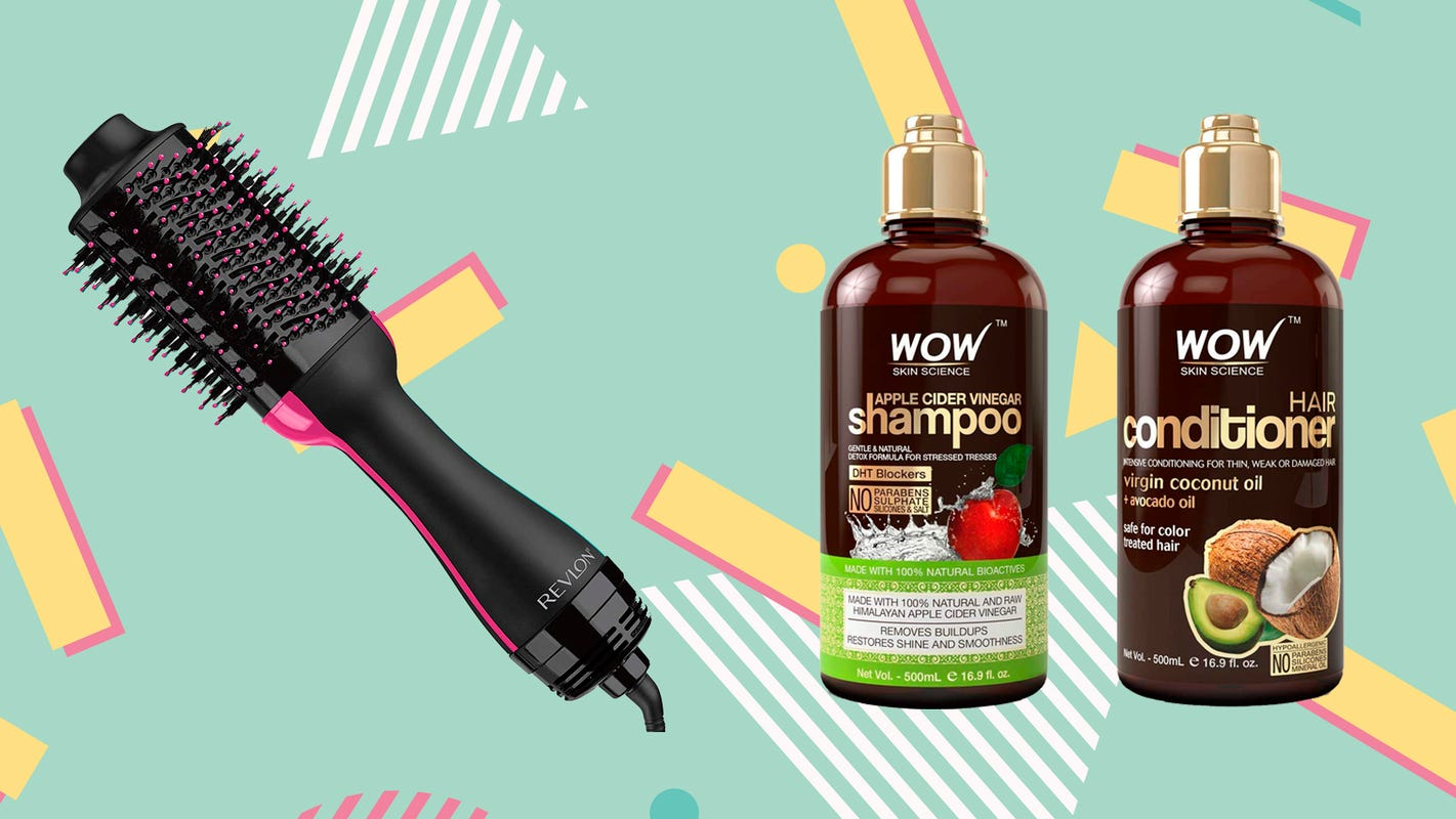 Today's best savings on electronics, haircare and more