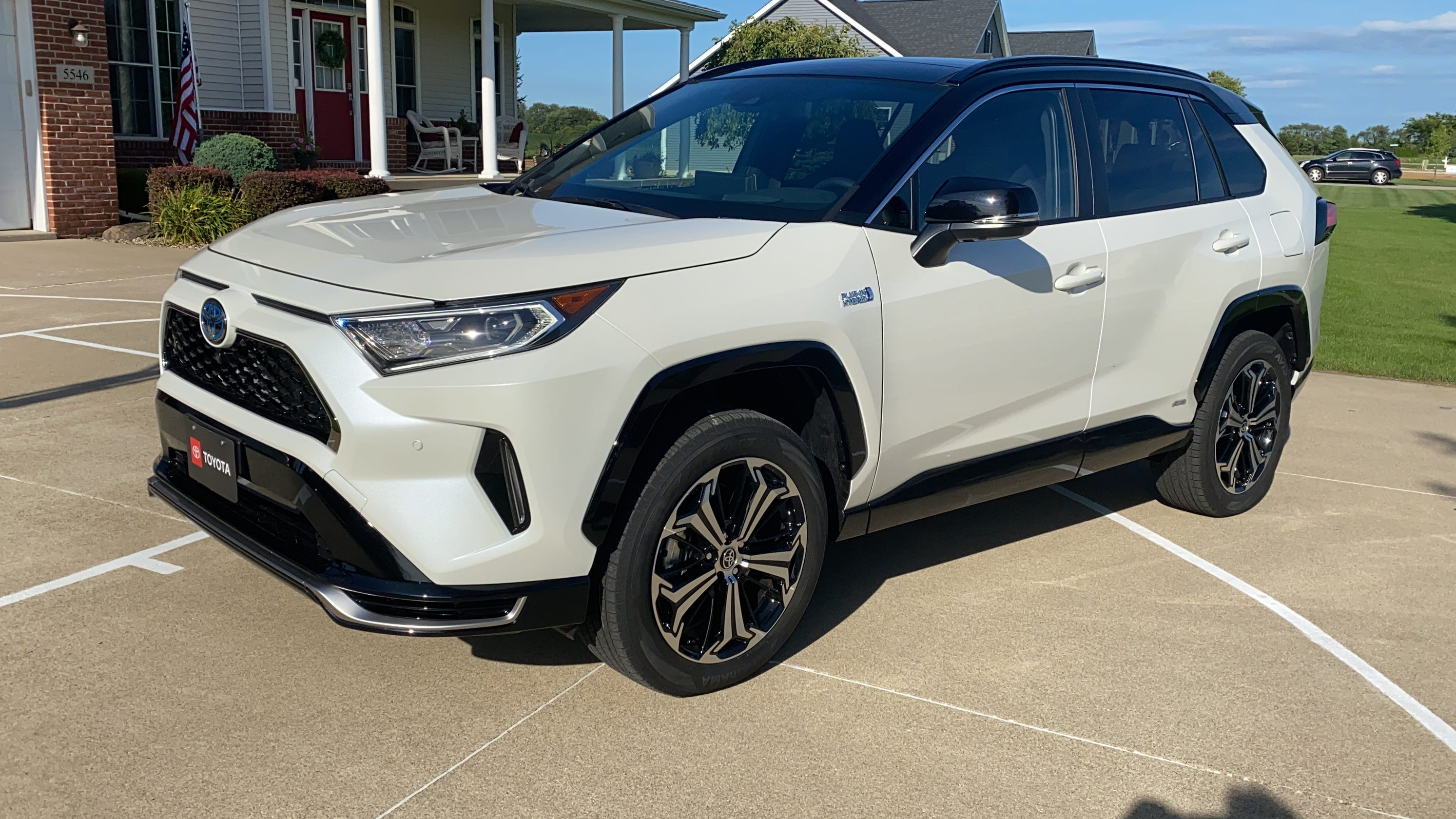 Toyota 2021 RAV4 Prime is a capable plug-in hybrid SUV