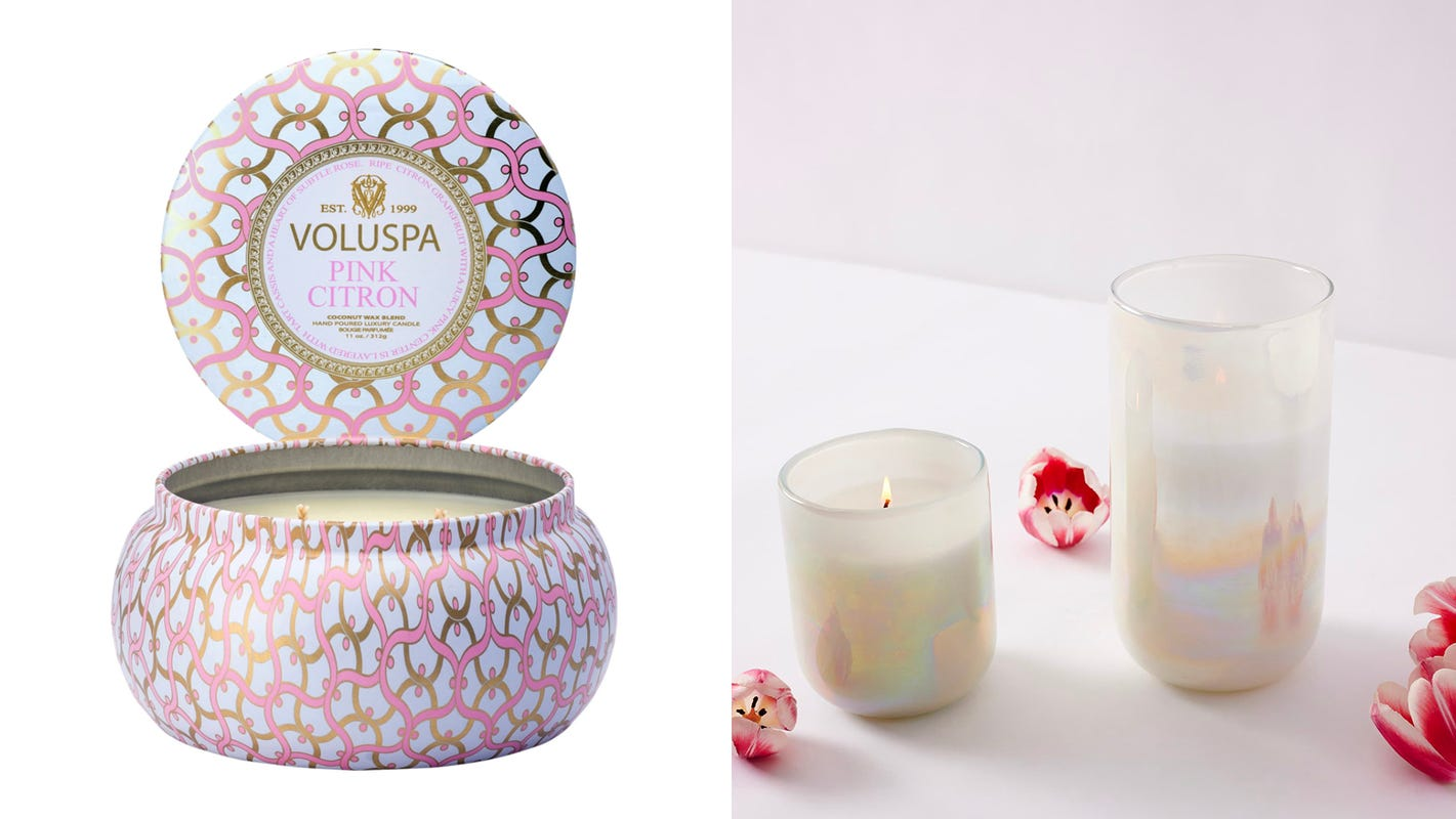 You can save on Voluspa and Anthropologie candles now