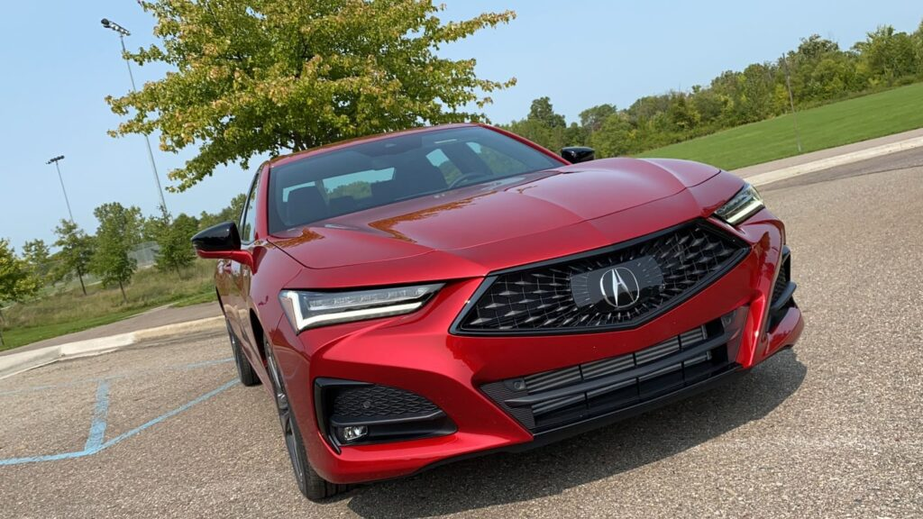 2021 Acura TLX's appeal: New platform, attractive price