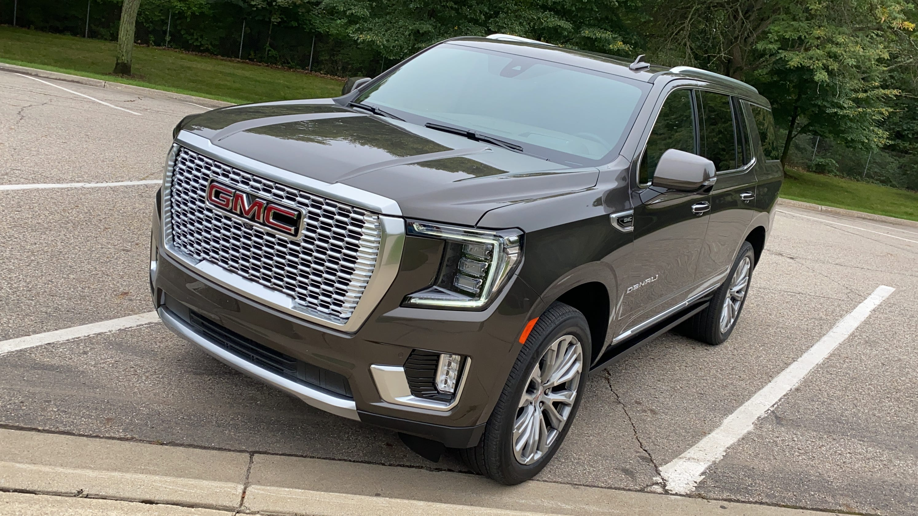 2021 GMC Yukon Denali SUV scales new peaks of luxury