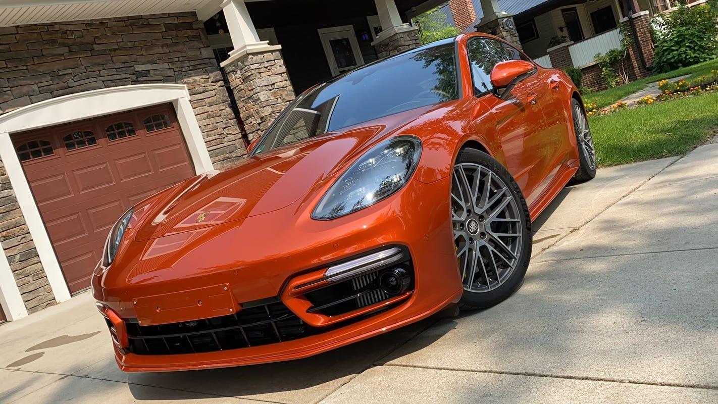 2021 Porsche Panamera Turbo S: Features, speed, price estimate