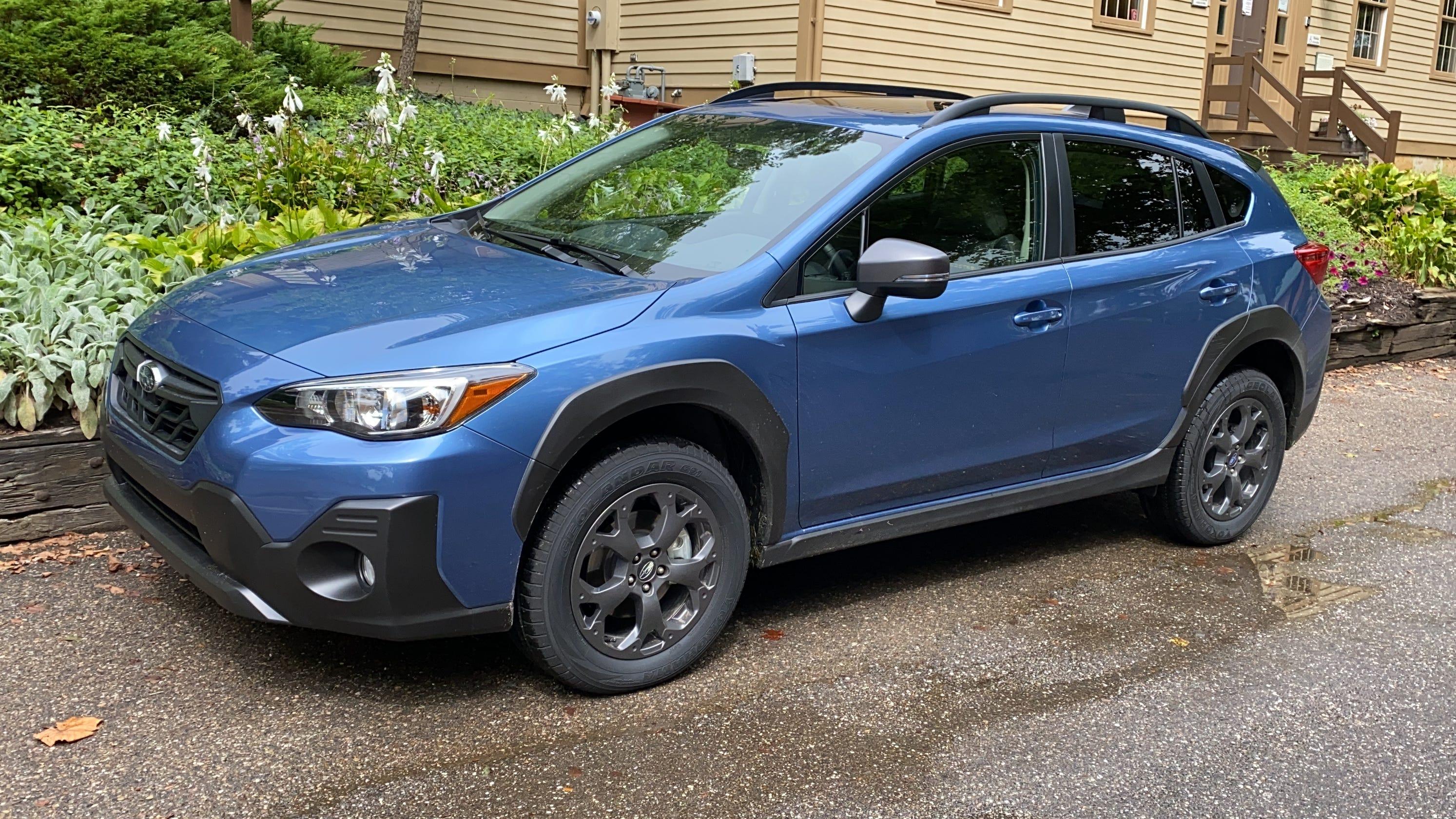 2021 Subaru Crosstrek small SUV powers up to take on new rivals