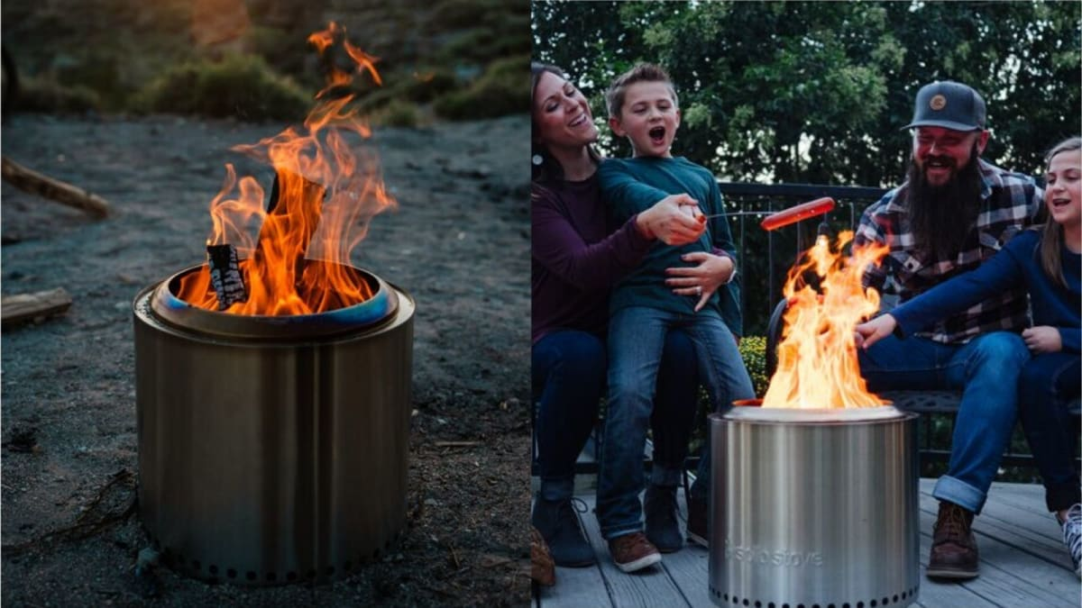 8 best fire pits to buy for the end-of-summer from Wayfair, Amazon, and more