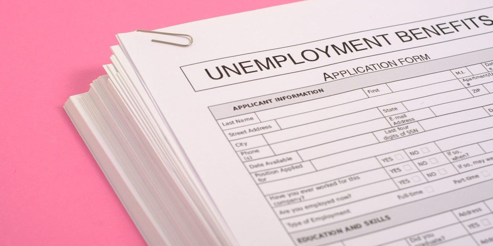 Another 790,021 Americans file for unemployment as the fallout from COVID-19 lingers
