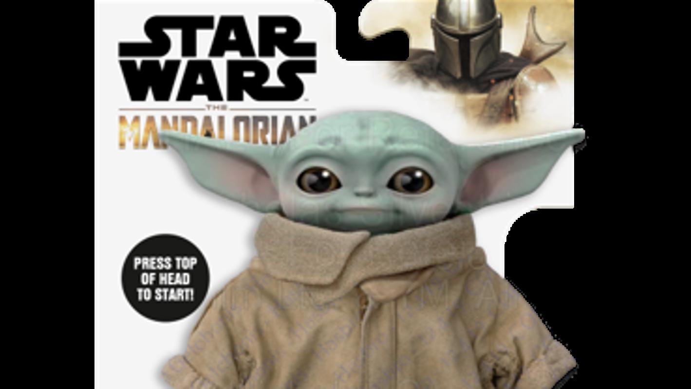 Baby Yoda, Disney Princess toys top Walmart toy list