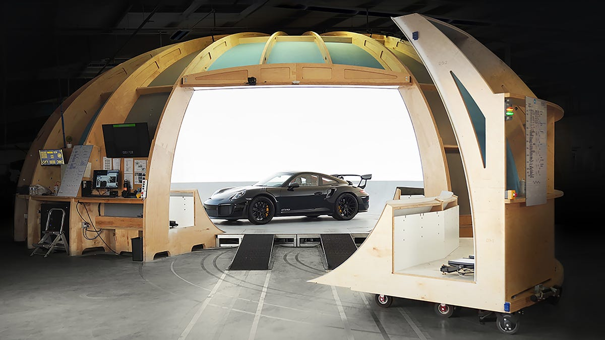 Carvana launches virtual tour of rare, epic cars