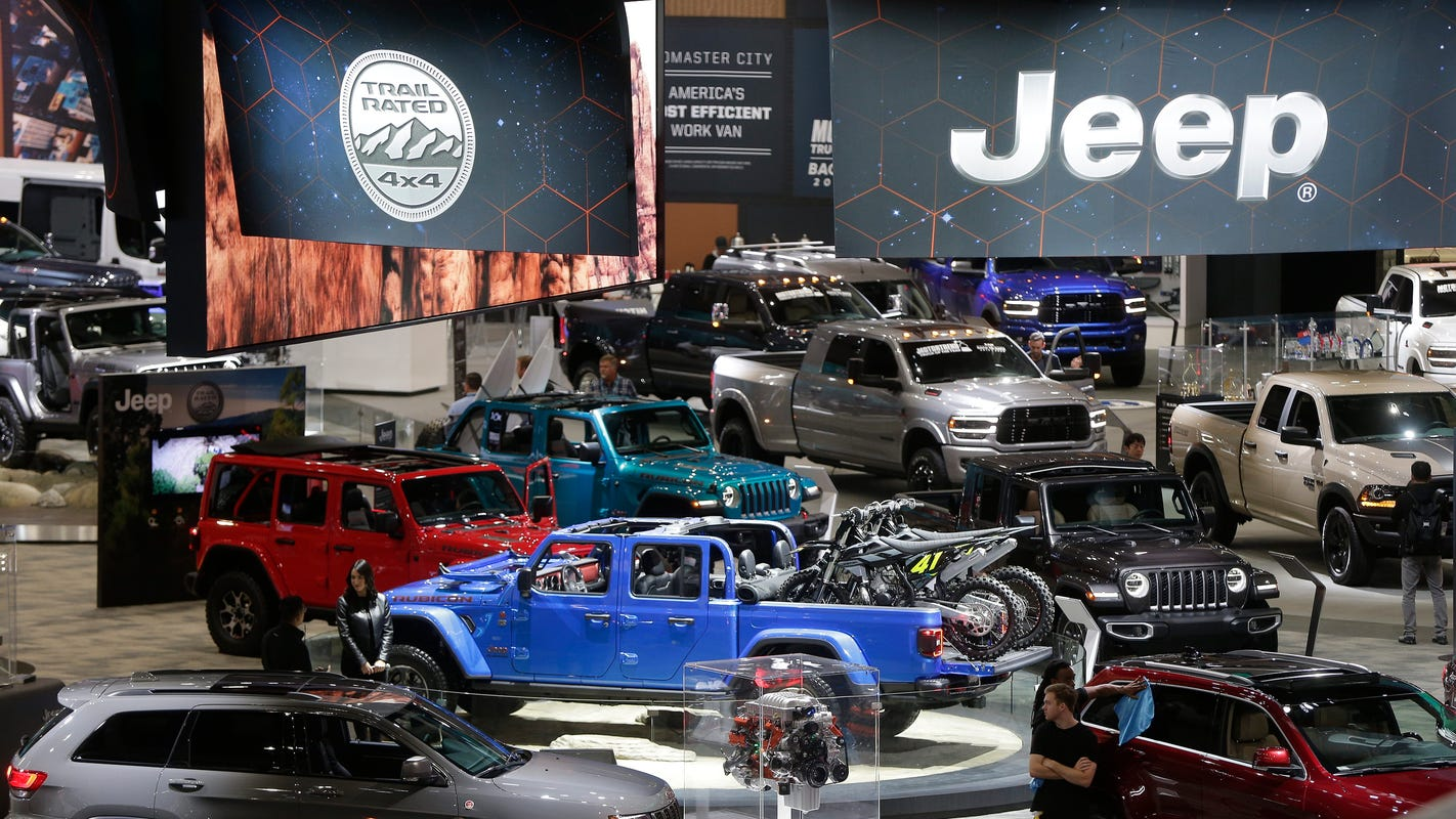 Detroit auto show (NAIAS) will take place Sept. 24-Oct. 9