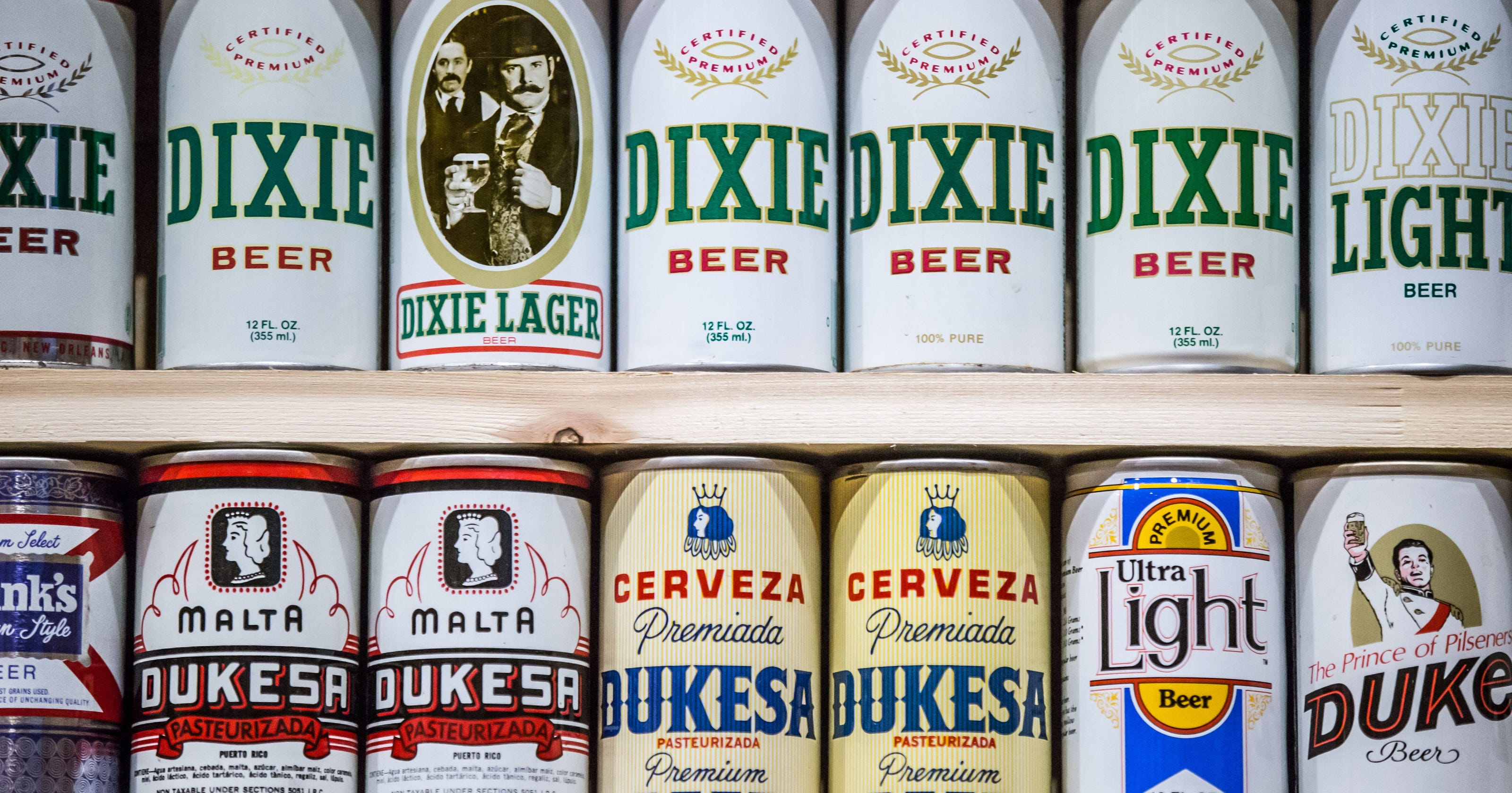 Dixie Beer wants your suggestions for a new name