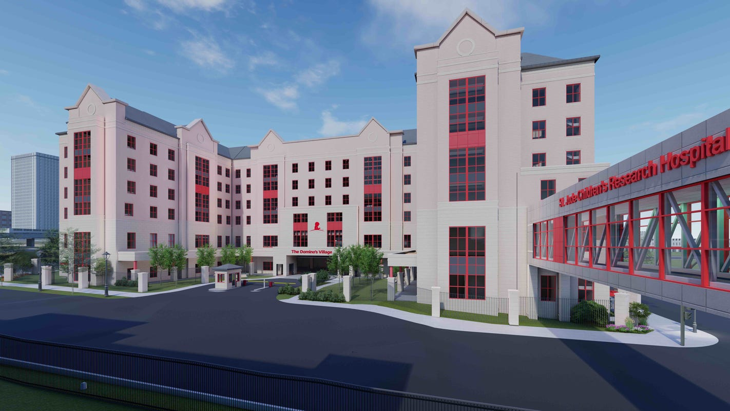 Domino's commits $100M to St. Jude Children's Research Hospital
