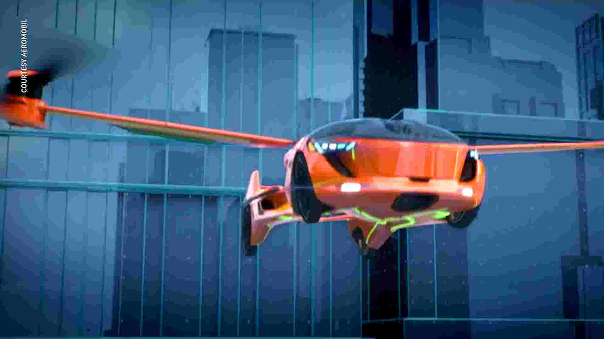 Flying cars, pop culture dreams may be hovering on horizon