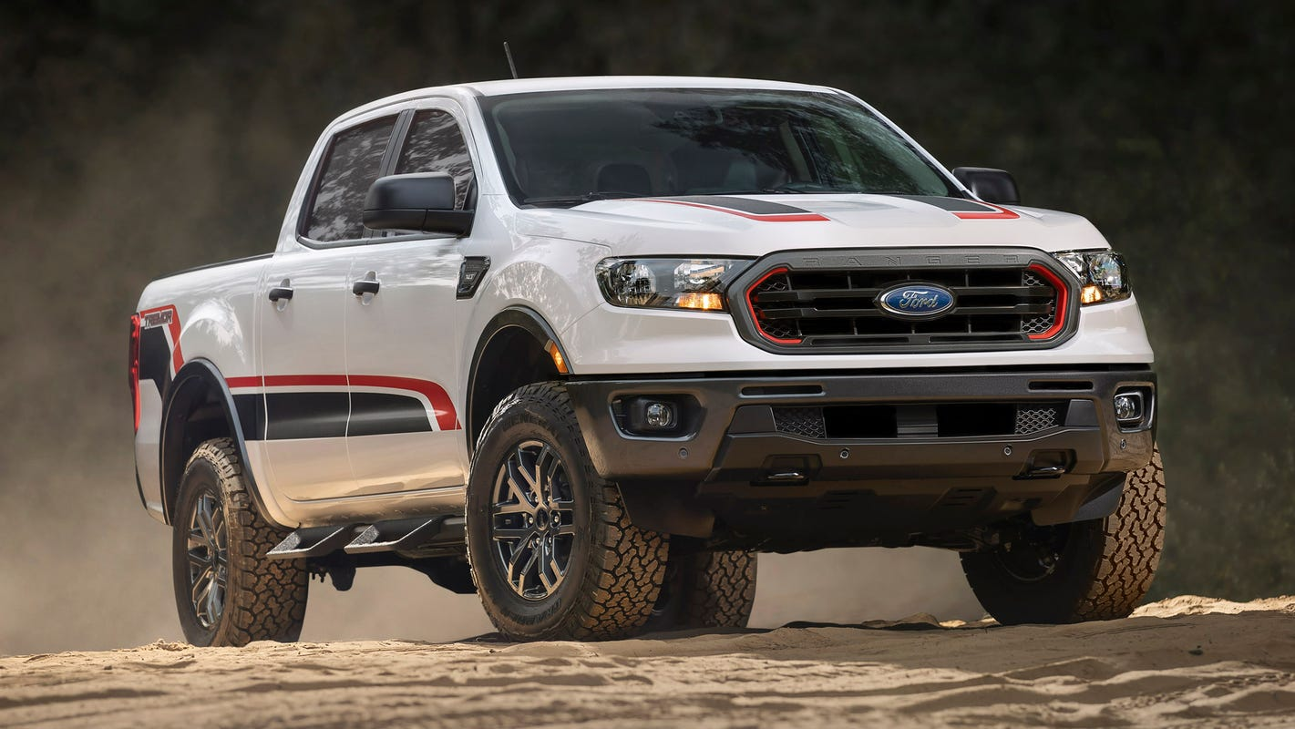 Ford Ranger Tremor features challenge Toyota Tacoma, Chevy Colorado