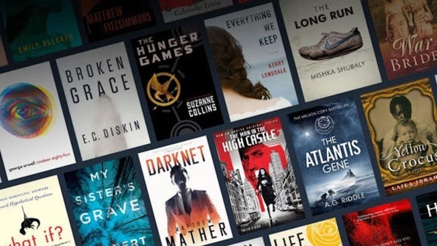 Get 6 months of Kindle Unlimited for 50% off