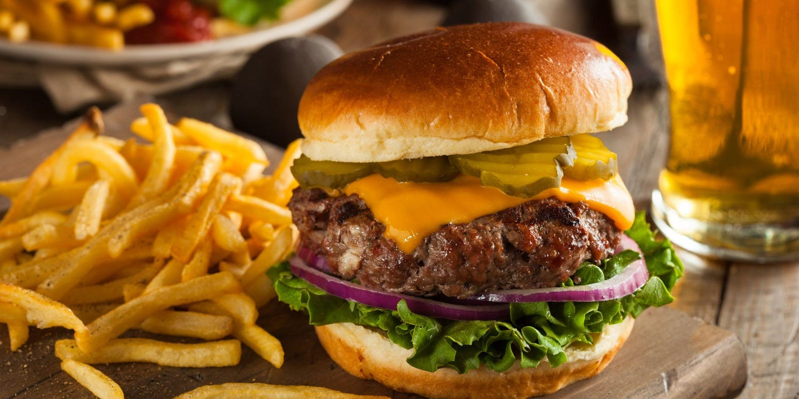 Get free burgers and deals Sept. 18