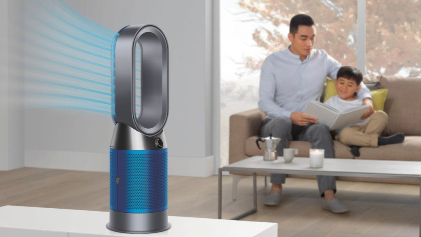 Get the Dyson Pure Hot + Cool HP01 for less