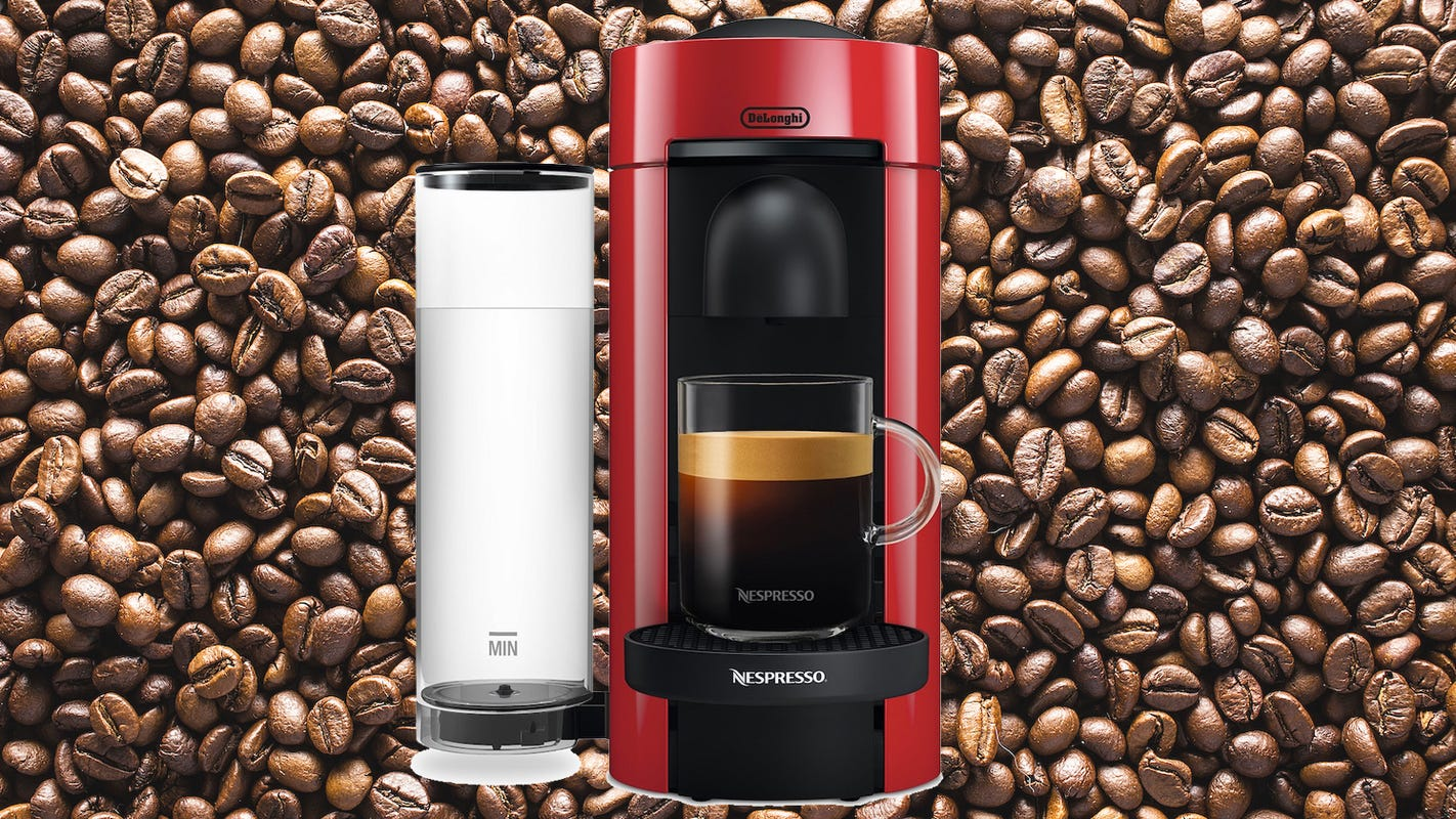 Get the Nespresso VertuoPlus for a steal