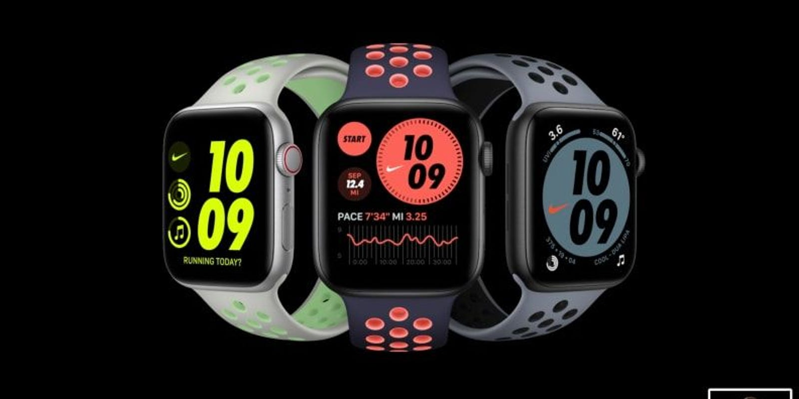 How Series 3, SE and new Series 6 compare