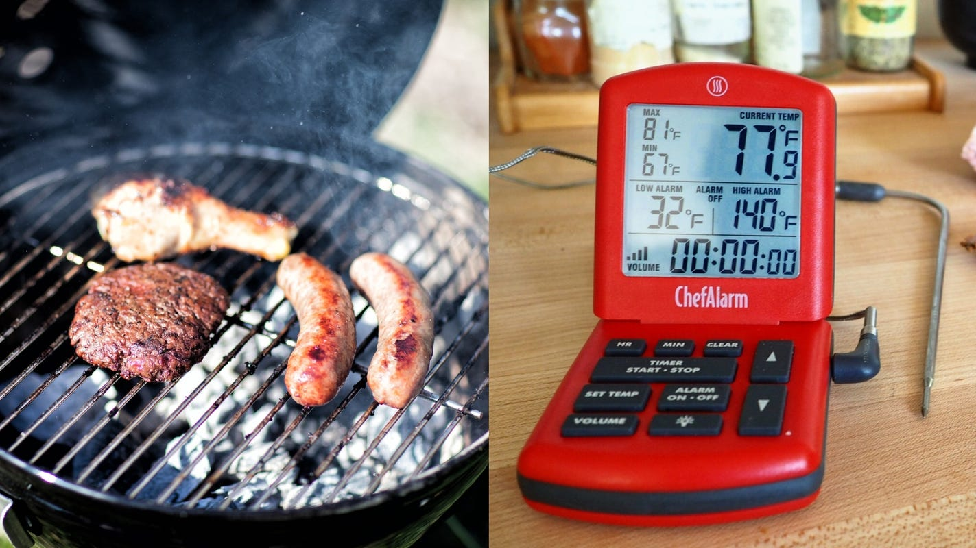 How to cook safely at socially-distanced barbecues