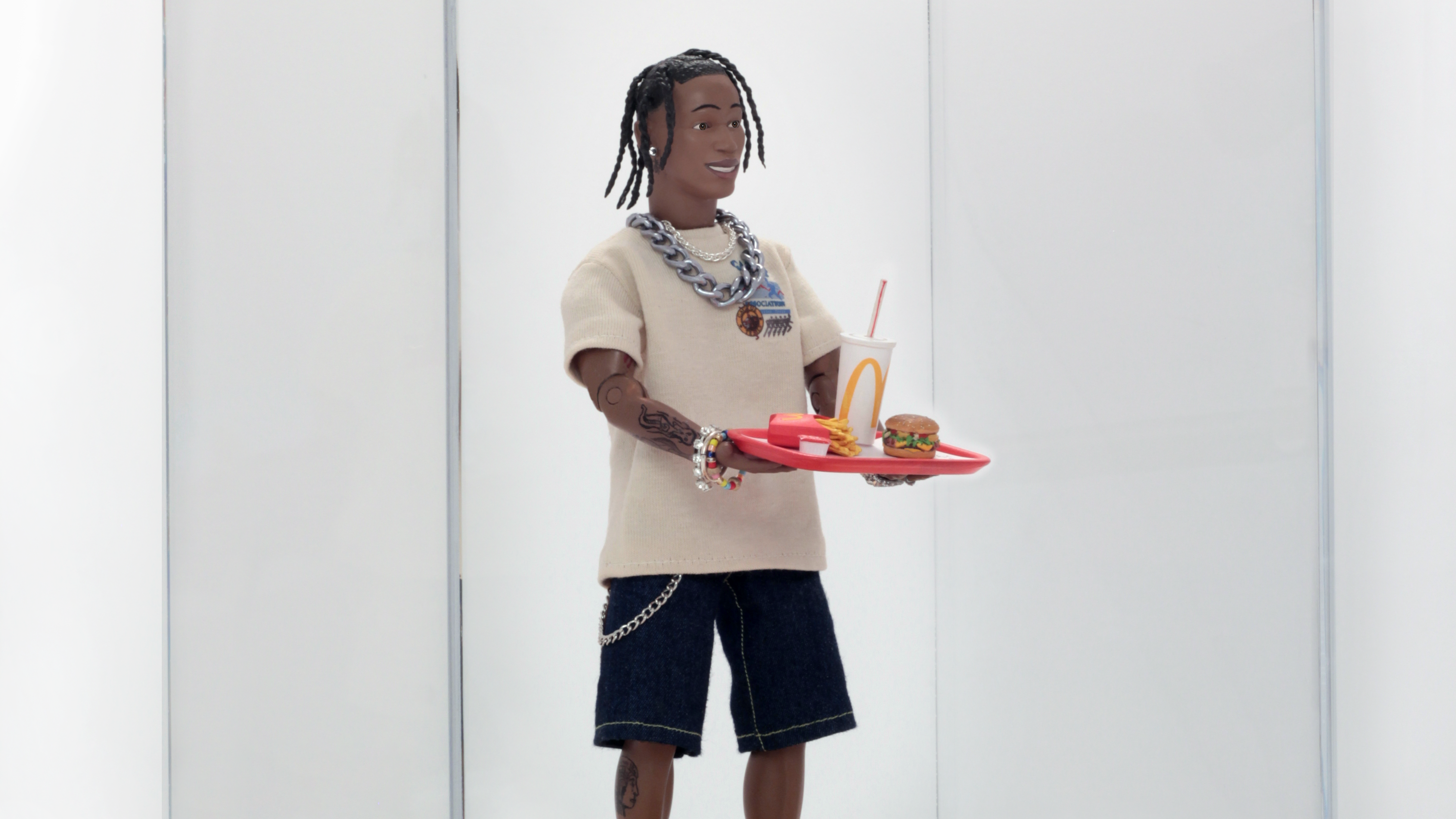 McDonald's and Cactus Jack launch Twitter contest for a chance to win Travis Scott action figures