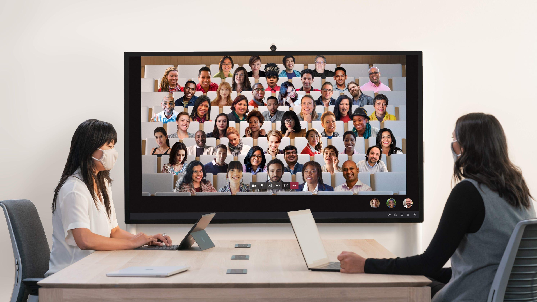 Microsoft 85-inch Surface Hub dedicated for Teams meetings: only $21K