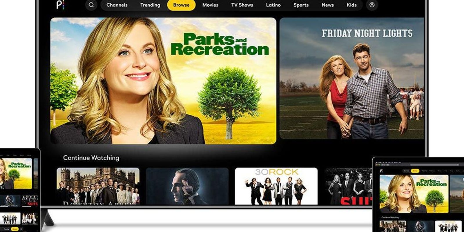 NBC's Peacock streaming app finally available on Roku, 3 months late