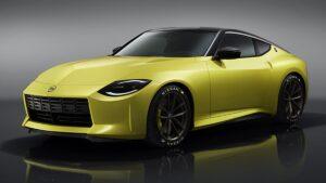 Nissan reveals Z Proto sports car concept