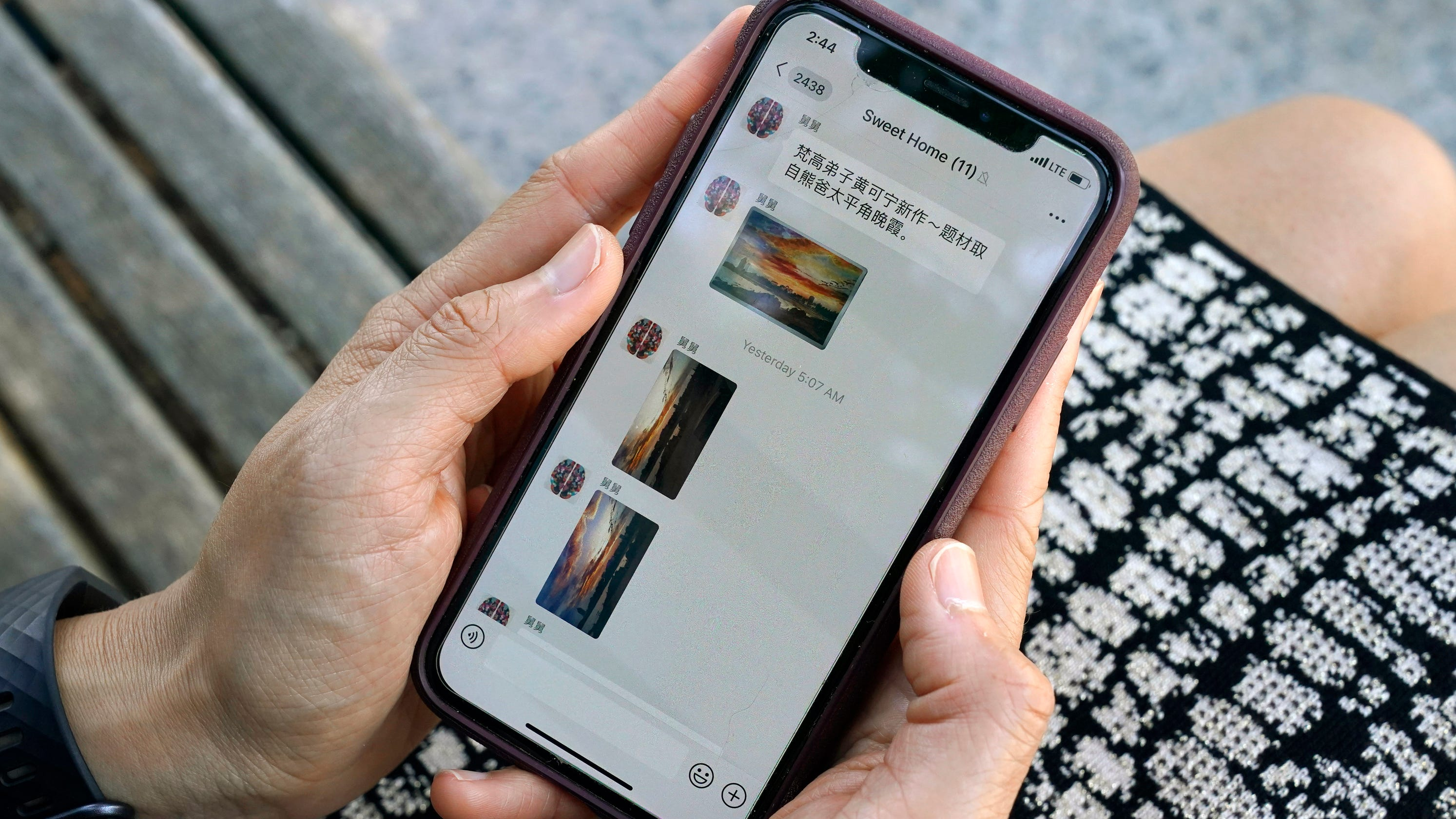 No WeChat? Doing business with China and reaching family will change