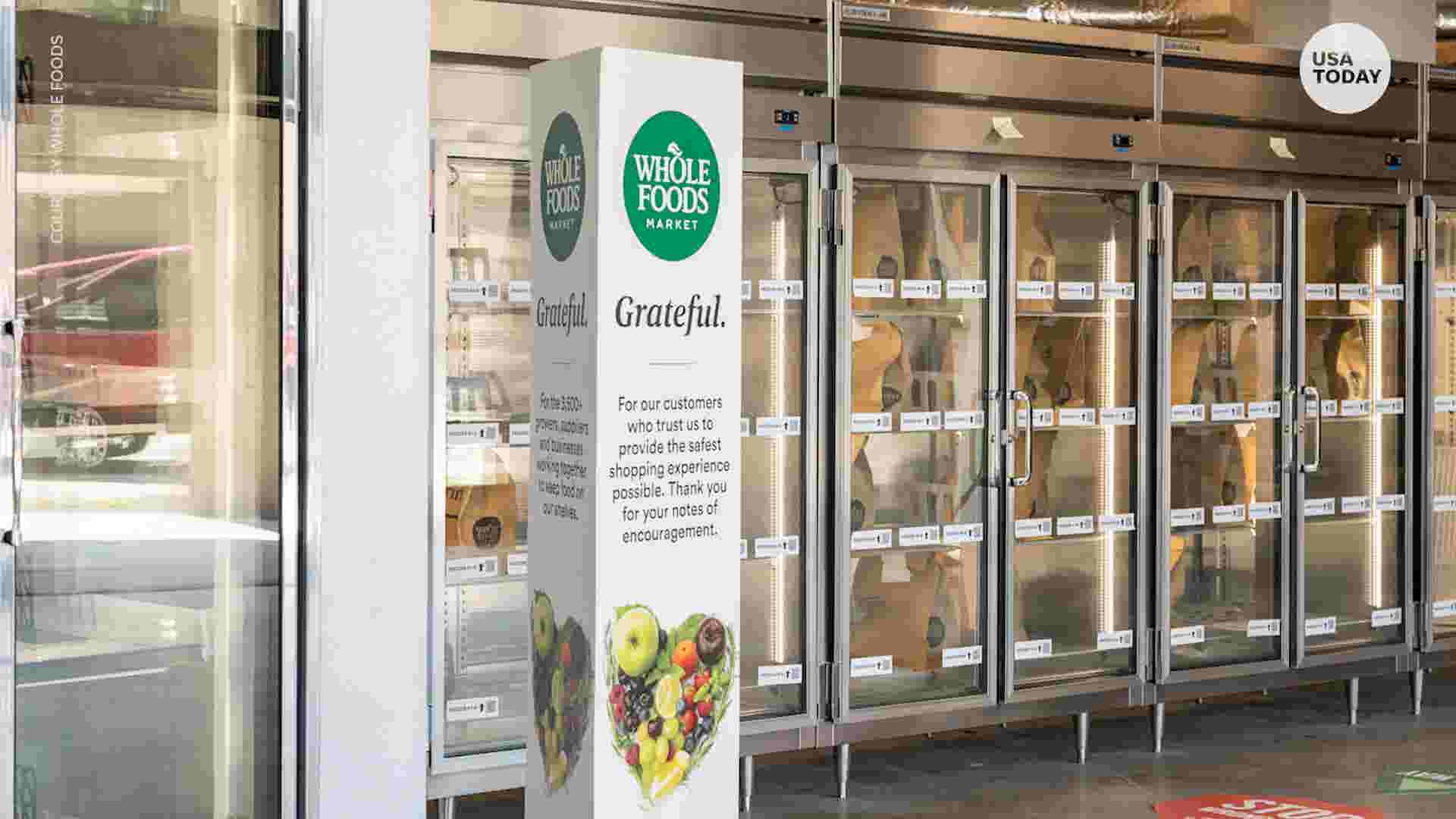 Online only Whole Foods stores opens in Brooklyn