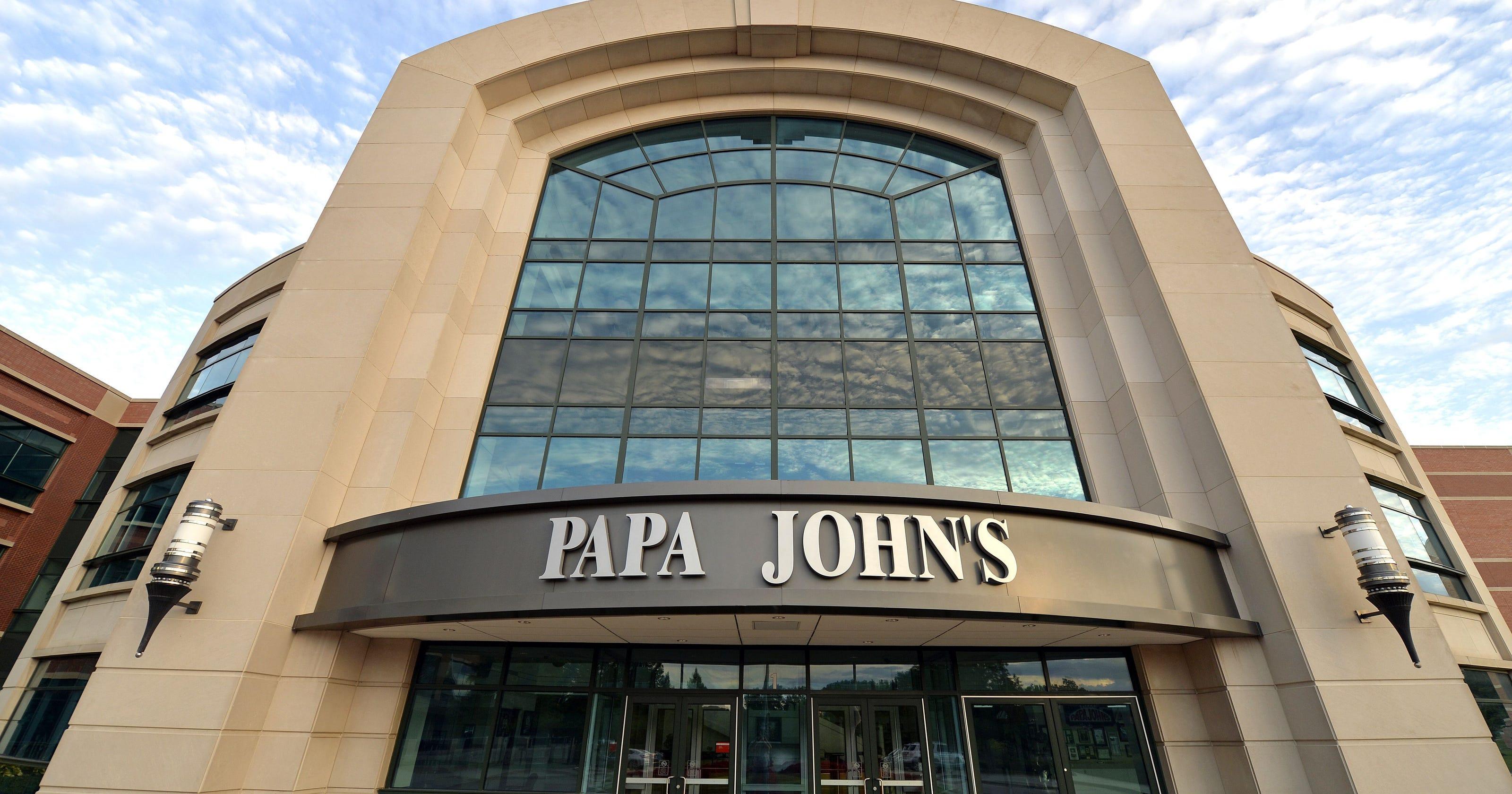 Papa John's is creating a new global headquarters in Atlanta