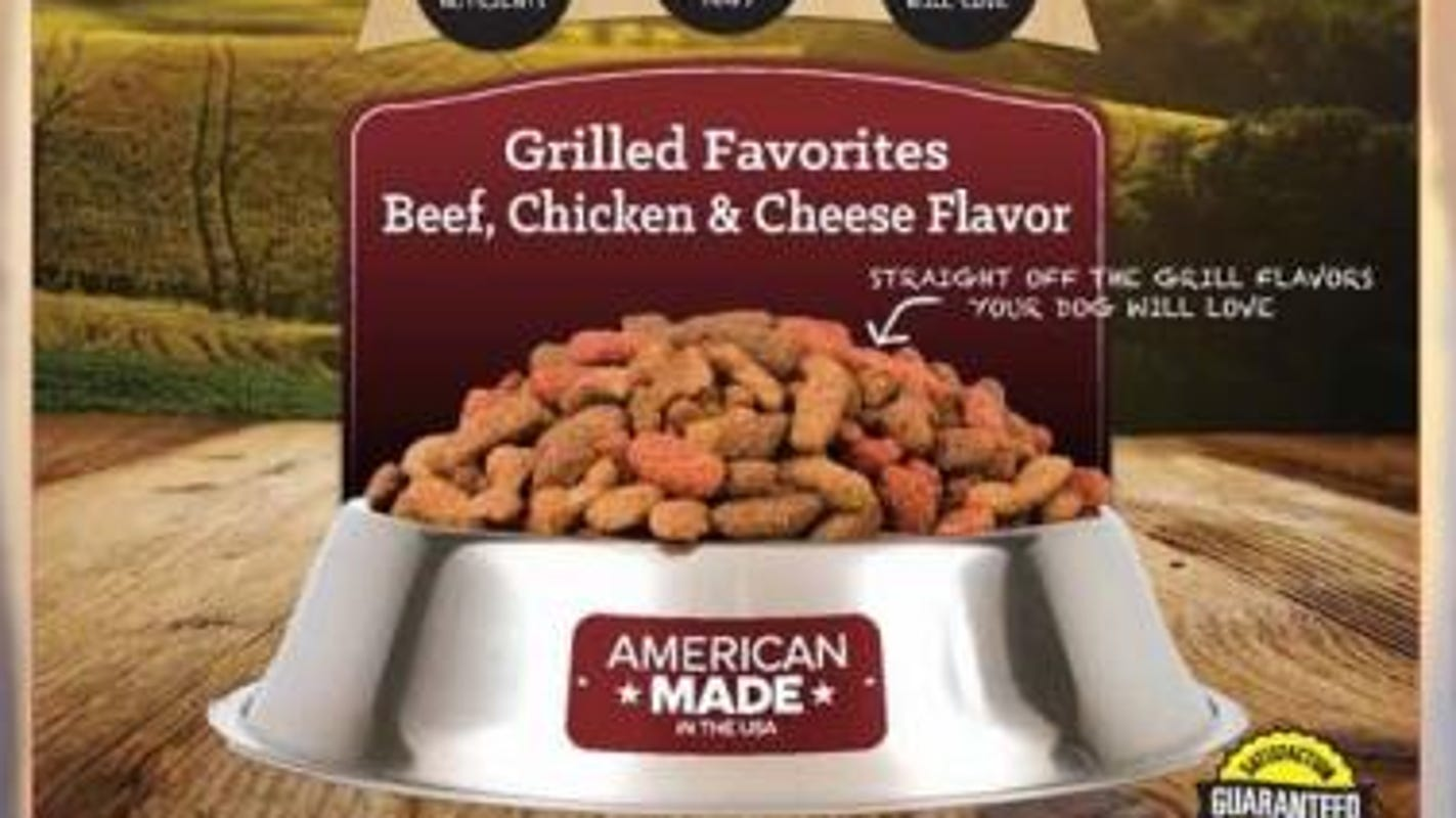Pet owners beware: 3 dog foods recalled over mold byproduct levels