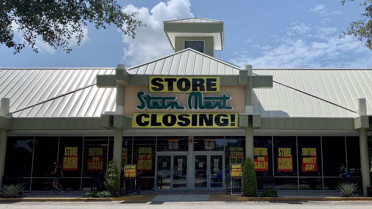Pier 1, JCPenney, Justice hold liquidation sales