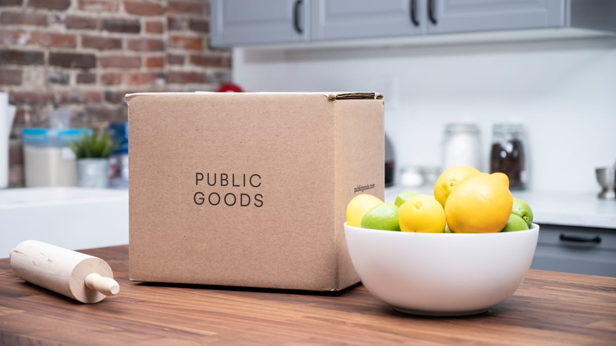Public Goods review: We tested the products from this membership-only online store