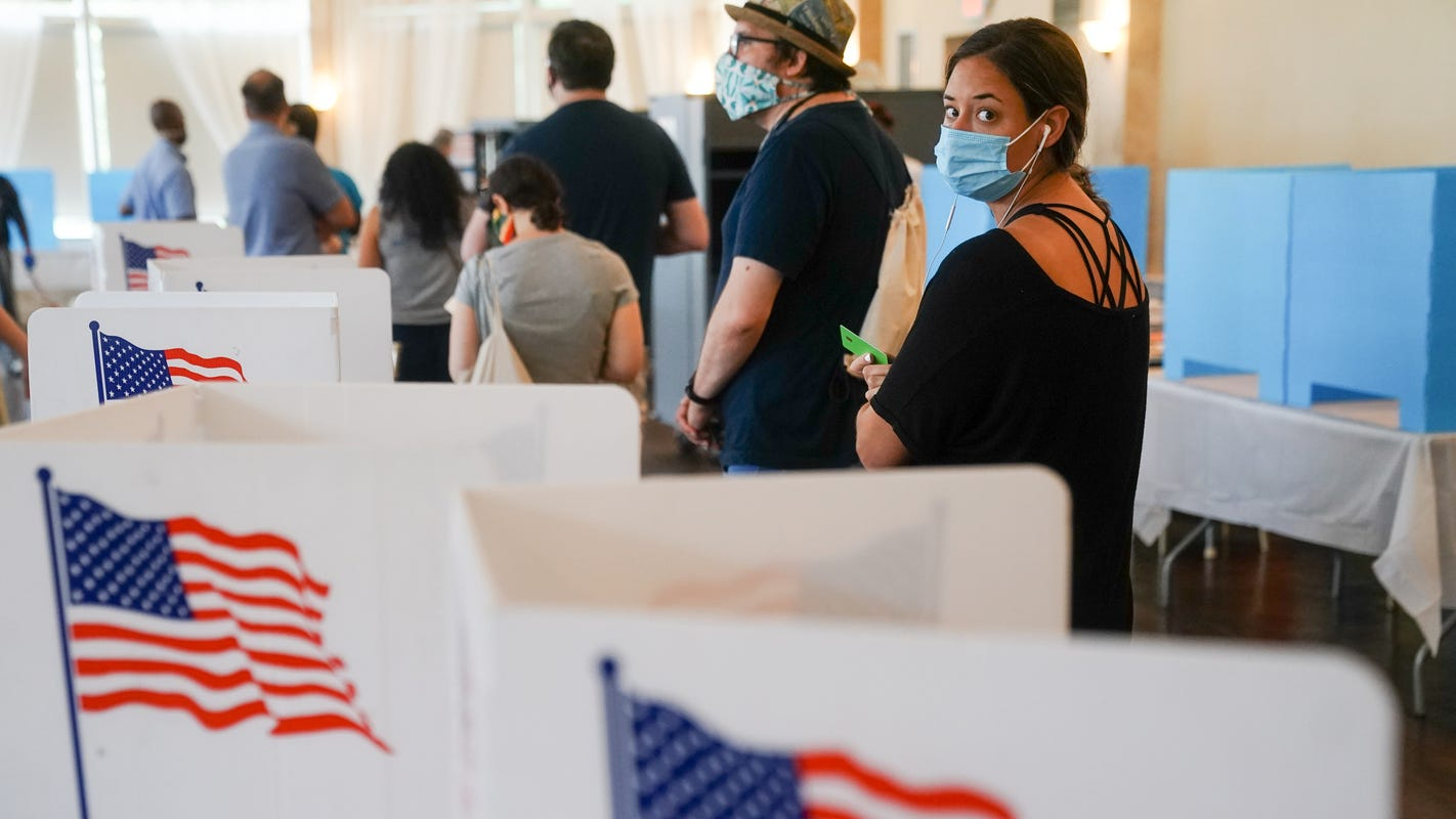 Republicans, Democrats less divided on worker support
