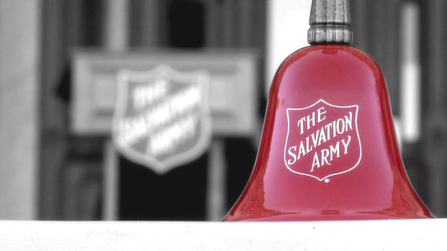 Salvation Army kicks off fundraiser early