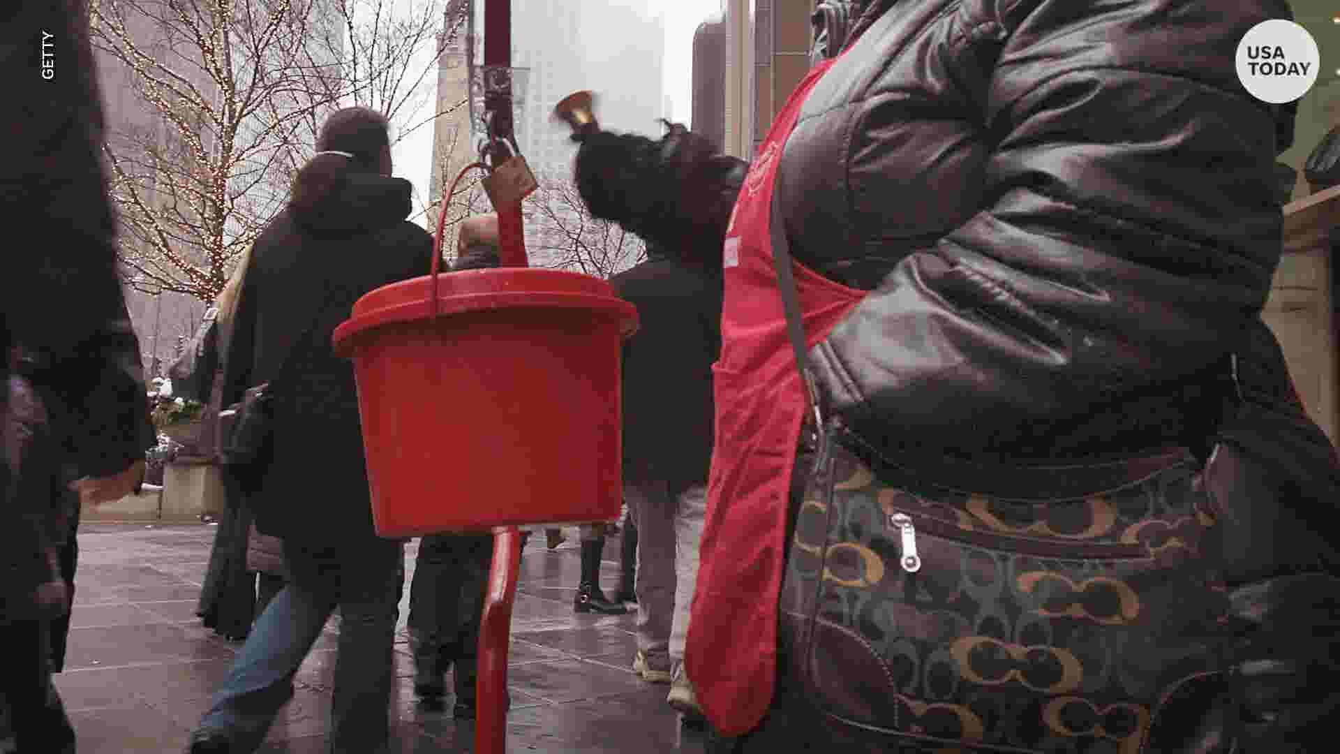 Salvation Army pulling out red kettles earlier to help 'rescue Christmas' amid pandemic