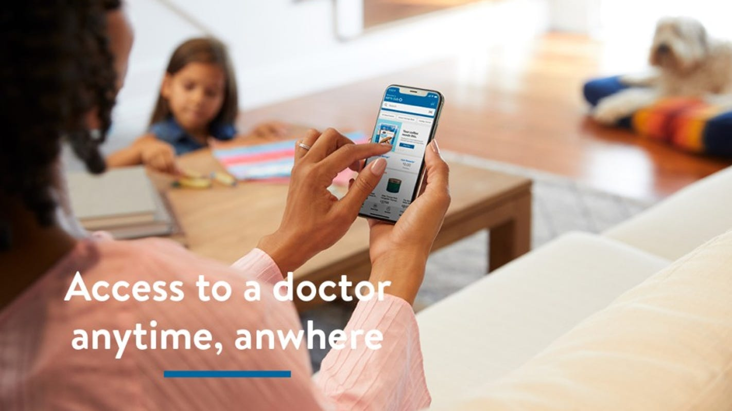 Sam's Club offers telehealth option with Seattle-based virtual clinic