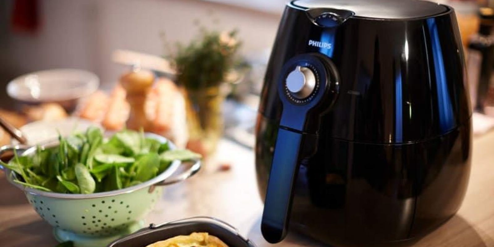 Save $100 on our favorite air fryer of all time