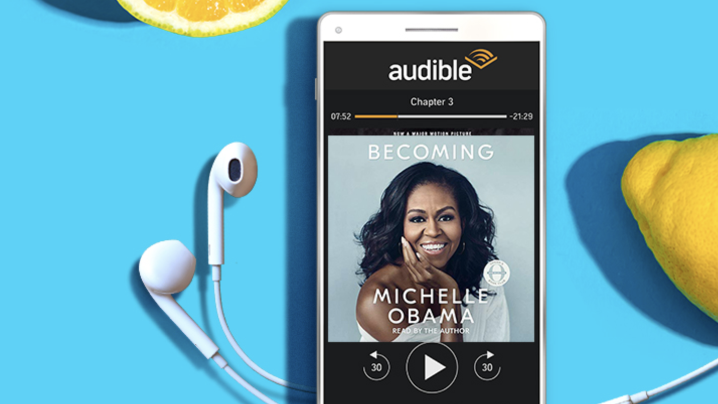 Save big on an Amazon Audible subscription