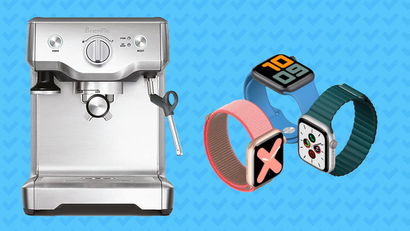 Save big on the Apple Watch SE, an All-Clad pan and more