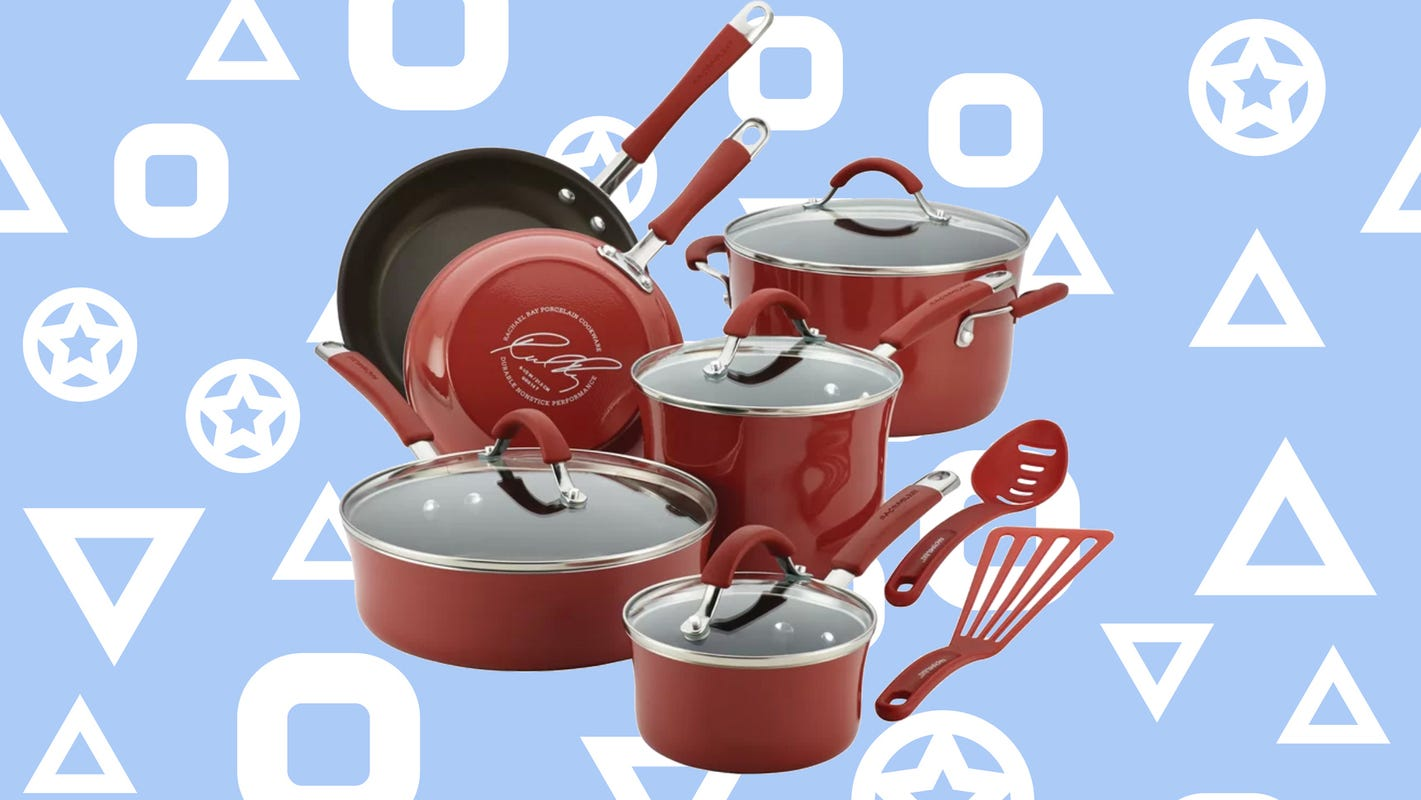 Save on Henckels knives, Rachael Ray cookware and more