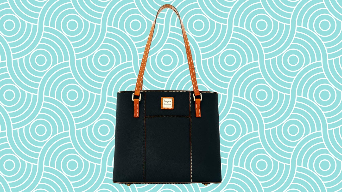 Save on leather totes, satchels and more