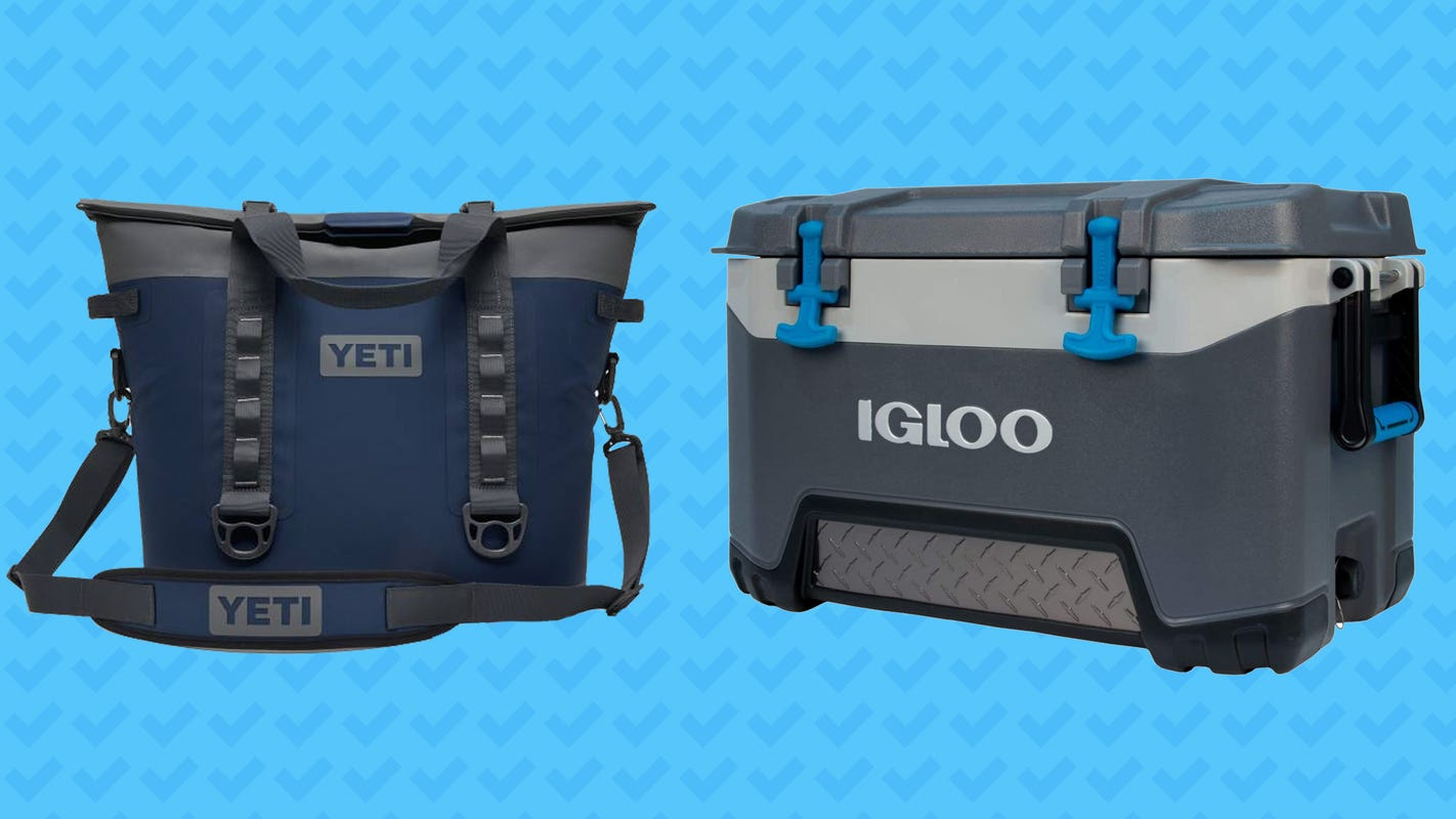 Save on top-rated styles from Yeti, Igloo and more