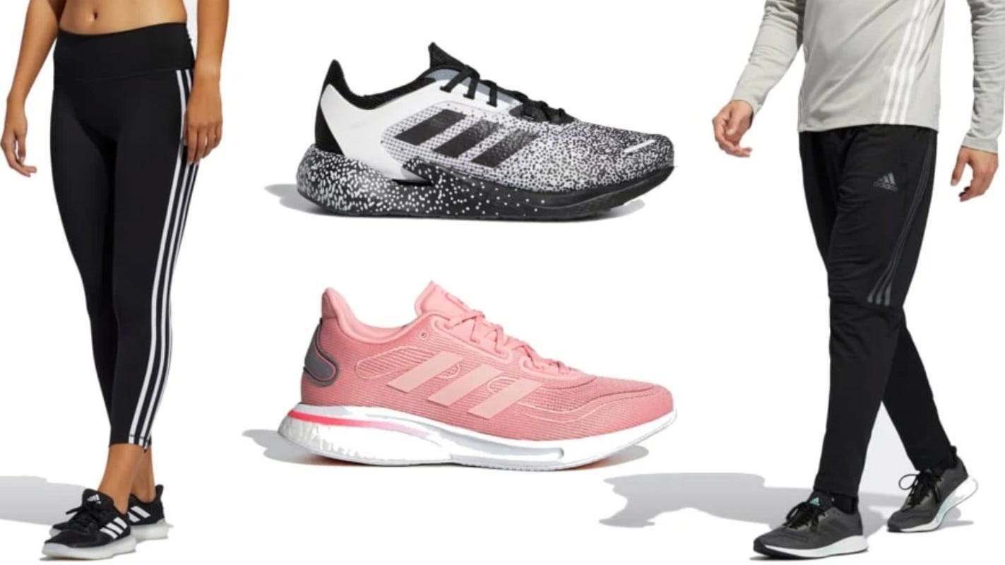 Save up to 50% on sneakers, sweats, hoodies and more