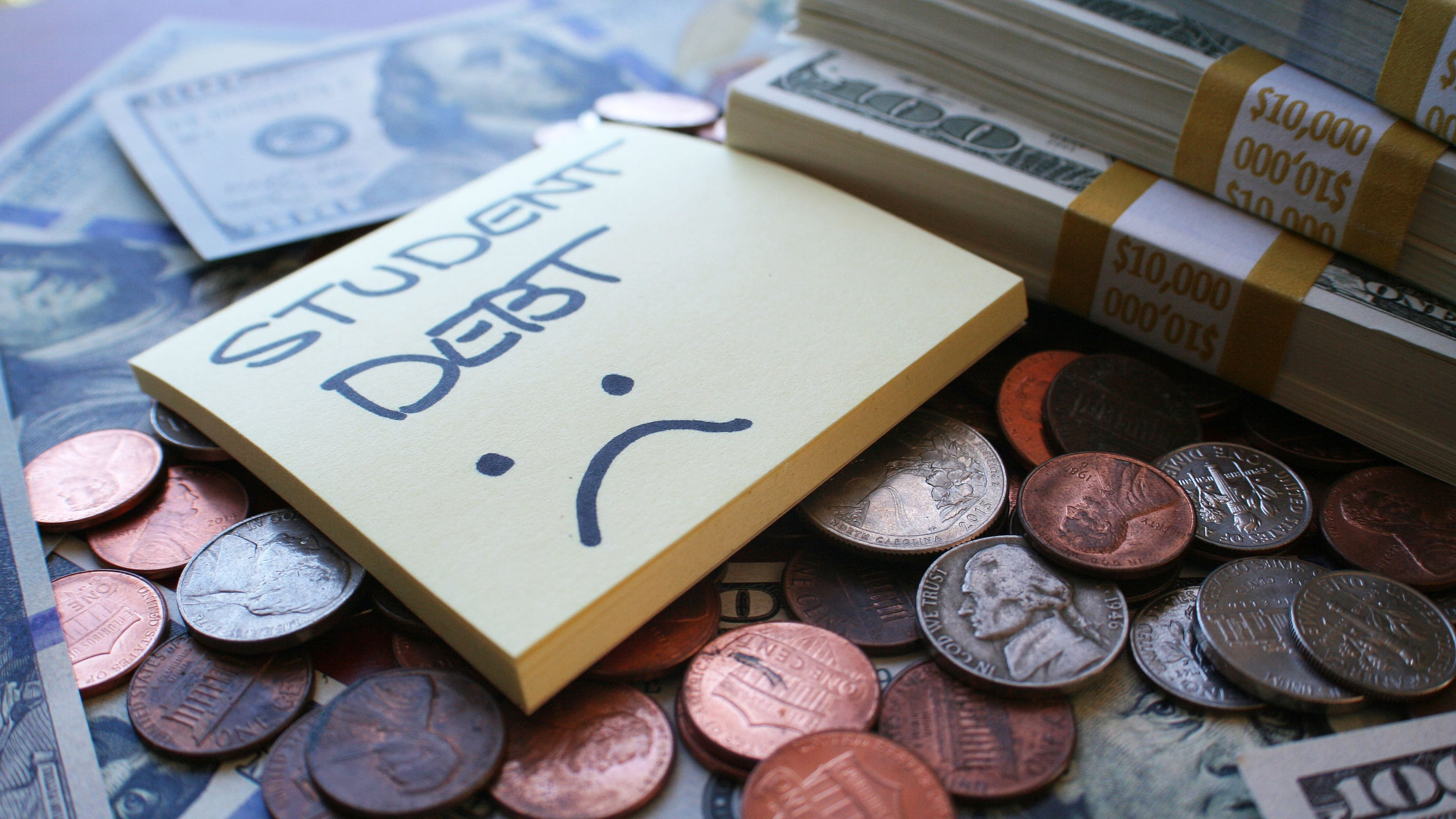 Student loan borrowers need plan for repaying debt after 9-month break